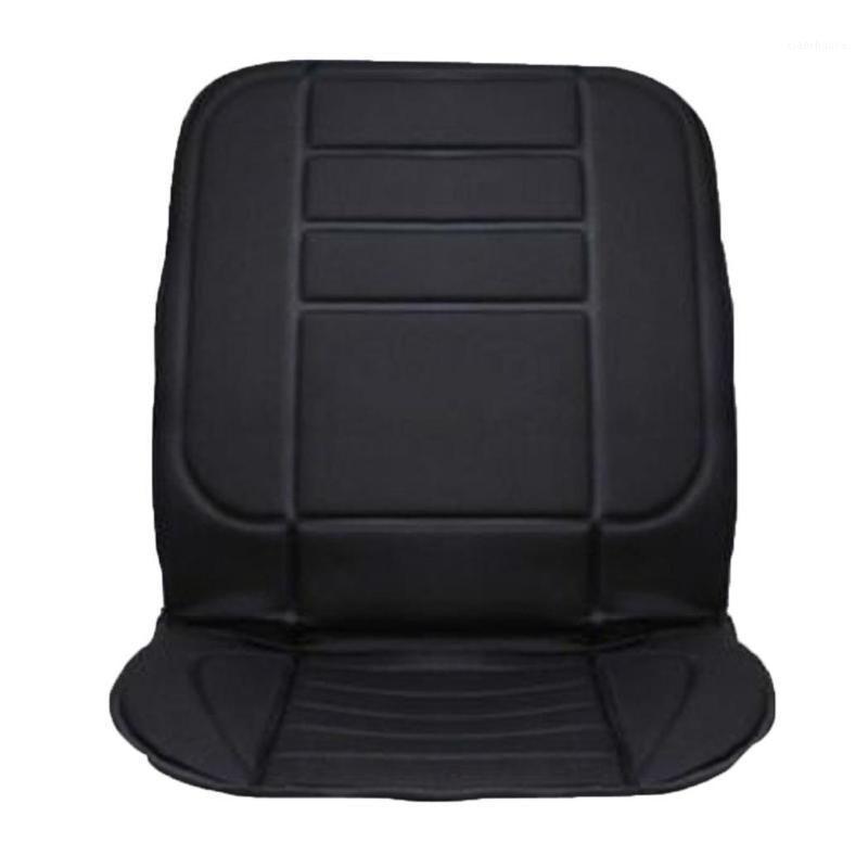 Coperchio del cuscino del sedile riscaldato dell'automobile di inverno Auto Grey, Black 12V DC12V Scaldatore di riscaldamento Circa circa 45 Wapad1