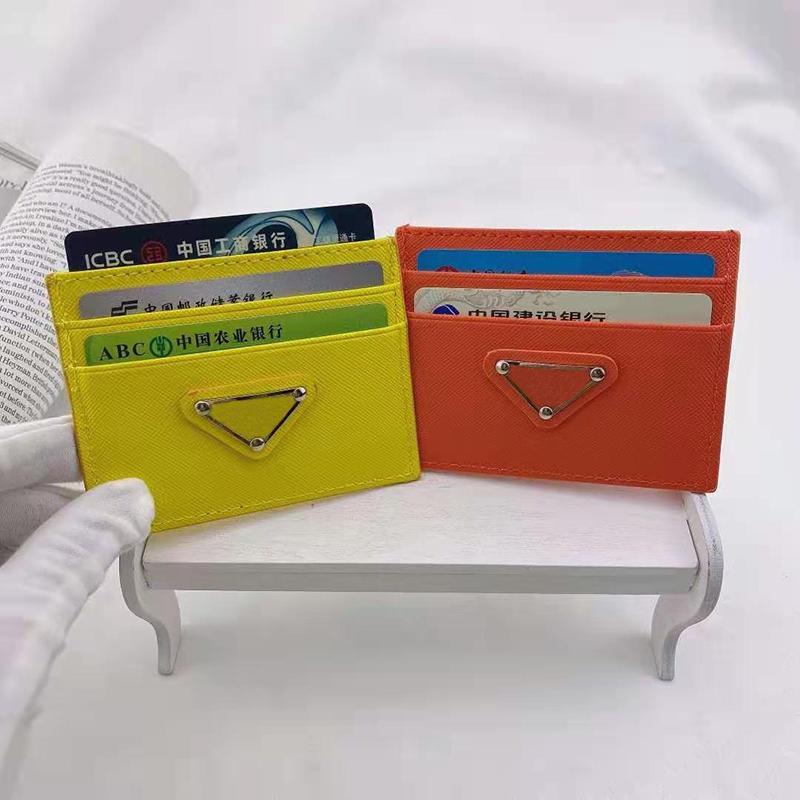 Paquet de carte de passeport de carte de carte de la marque PD Fashion