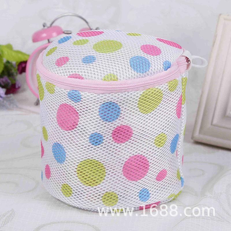 Unterwäsche Organizer BH Wash Net Fall Case Folding Reißverschluss Wäscherei Tasche Dessous Mesh Waschmaschine Verwenden Sie Kleidung Container Taschen