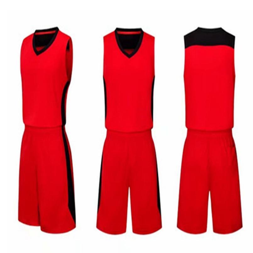Homens DIY Costume Basketball Jerseys Faculdade equipe Qualquer nome e qualquer número costurado tamanho S-3XL Cor 067