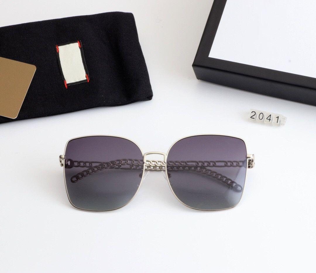 2021 최고 품질 4 색 여성 대형 프레임 디자인 U400 편광 스포츠 선글라스 + 운전 여행 패션 안경 원래 상자