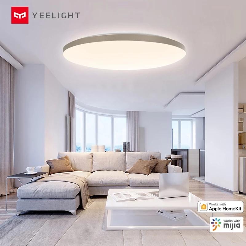 [Azionamento dell'UE] Yelight YLXD50YL YLXD013 450C 550C Smart Pleacing Light Lampada a LED Colorful 2700-6500K per Google Home Alexa Arwen Soggiorno al coperto IVA inclusa