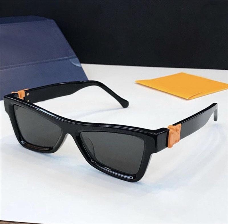 Nouvelle qualité 23660 hommes lunettes de soleil hommes hommes lunettes lunettes lunettes de soleil mode style de mode protège les yeux Gafas de sol lunettes de Soleil avec boîte