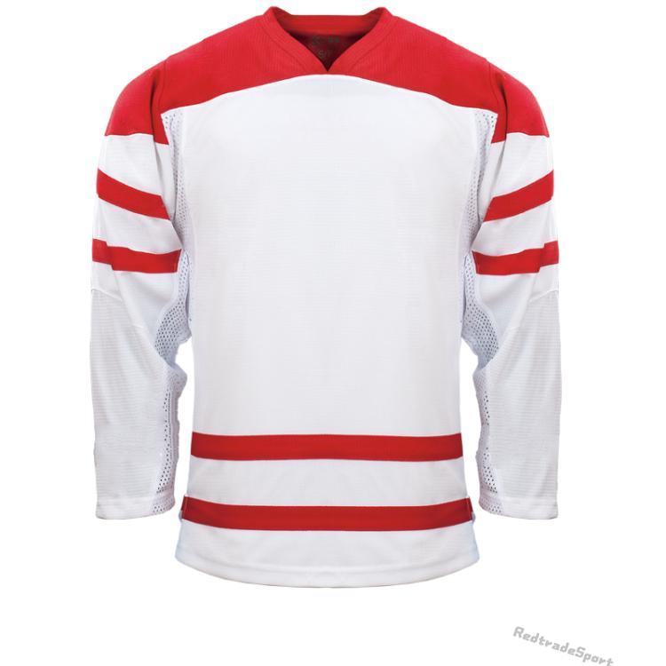 رجل خمر الهوكي الفانيلة المنزل الأحمر الأبيض مخيط قمصان فارغة مخصص اسم شعار حجم S-XXXL الرجال الاطفال المرأة السيدات الأسود 008