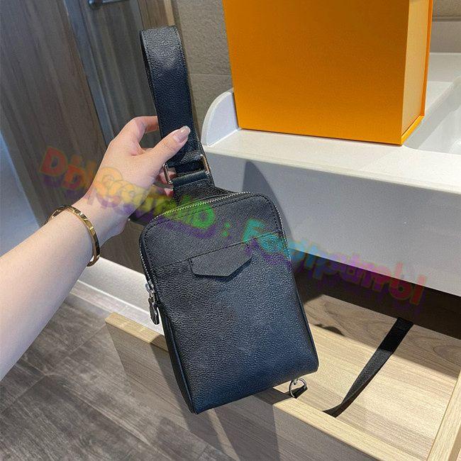 2021 Ins Erkek Moda Koltukaltı Çanta Luxurys Tasarımcılar Koltukaltı Çanta Erkekler Bir Omuz Çantaları Erkek Mini Cüzdan Cep Telefonu Cep Debriyaj Çanta Lady Tote Çanta