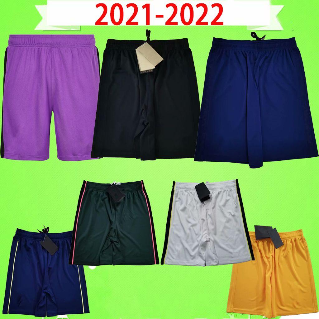 21 22 Dele Son Tottenham Bale Kane Soccer Shorts Hojbjerg Bergwijn Lo Celso Spurs 2021 2022 Lucas Football Pants Home Away Blue Black