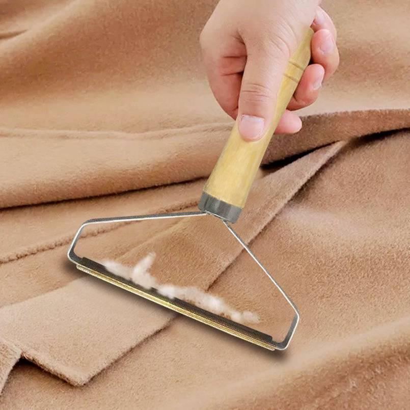 Ручная удаление подсчетов Одежда Fuzz Ткань бритва Триммер Удаление роликовых волос Чистящие средства для очистки кисти Море доставка