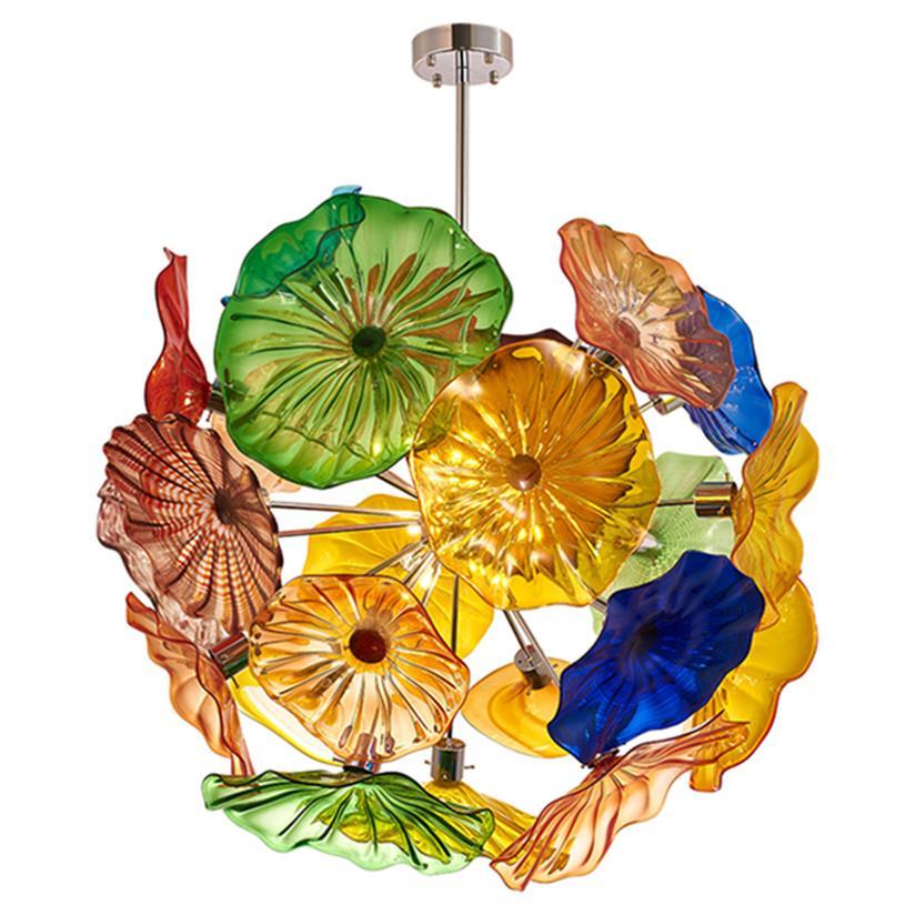 Lampade da minimalismo moderno Lampadario LED Lampadario Nordico Soggiorno e Camera Da Letto Cucina Lampadari Cucina Ristorante Apparecchio Pendente Lampada Della Decorazione Domestri Illuminazione