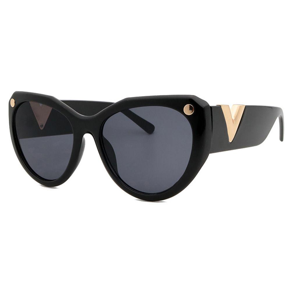 Rio de óculos polarizado de vidro de sol moderno de estilo moderno de vidro uv400