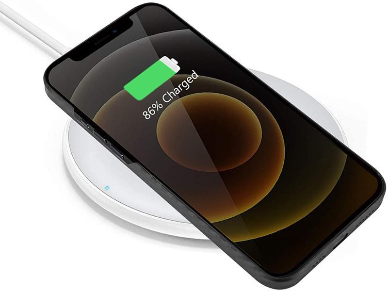 Para Apple iPhone 12 Series Cubiertas de tapa delgadas y de fibra de carbono aramida ligera