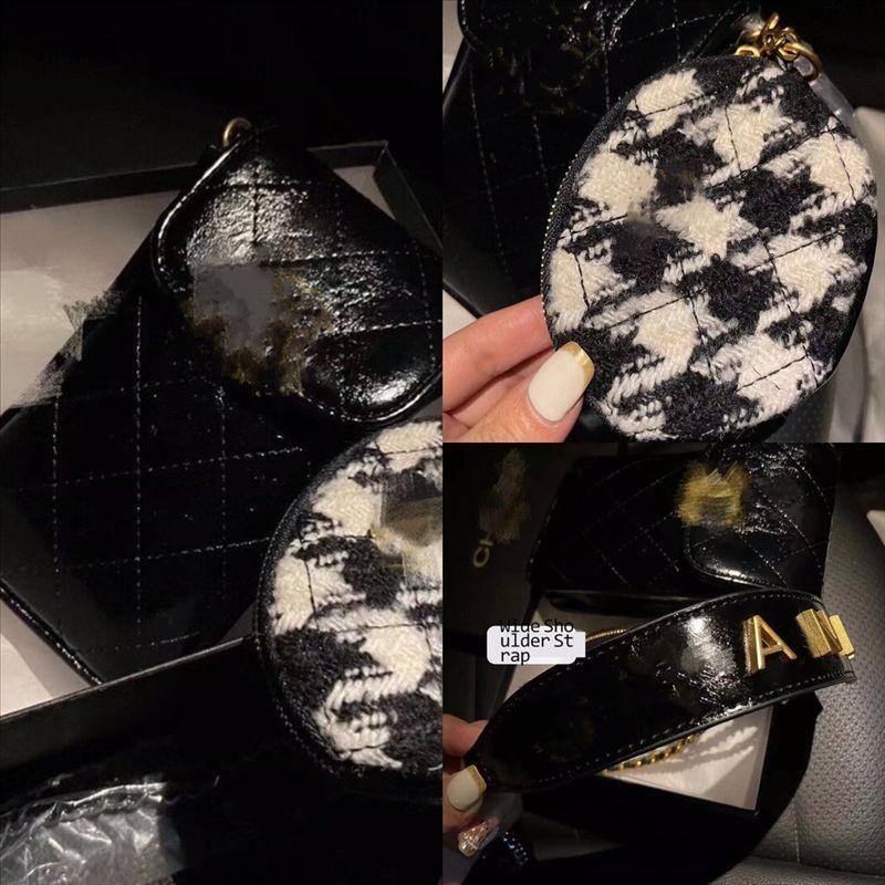 7YUHQ célèbre ceinture CECKE PICO Designer Femme Tote Lettre Campagin Sac à main de luxe Sac à main de luxe Sac à main Véritable sac à bandoulière haute qualité
