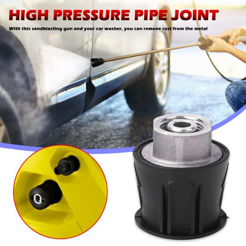Car Washer M22 X14mm Hose Connector Quick Connect Coupler Converter Power Outlet Adapter High Pressure For Karcher K