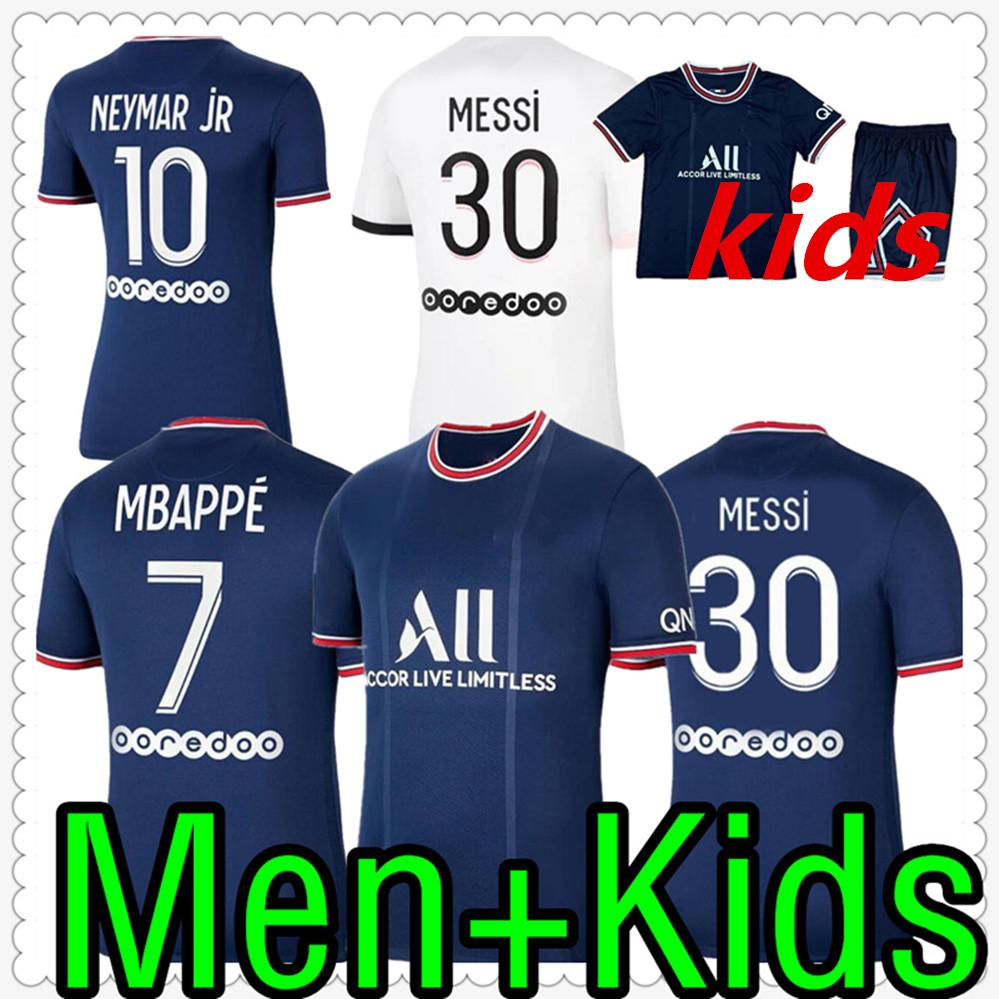 psg jersey 2020 new designers t shirts mens designer t shirts Paris Saint Germain PSG kids football kits 20 21 paris kids designer clothes boys soccer jersyey football jerseys