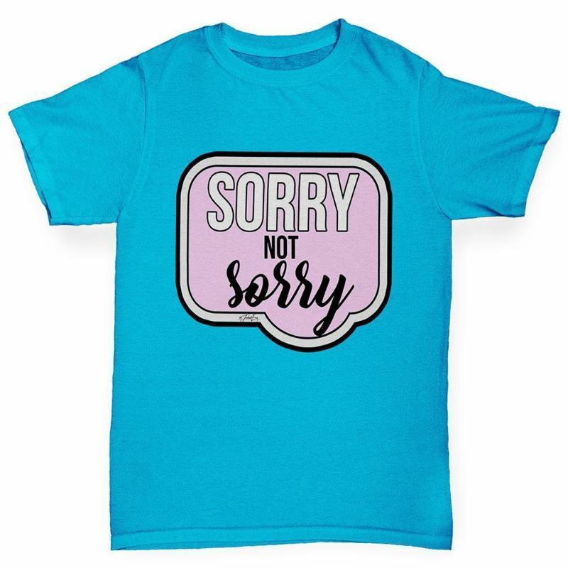 الرجال القمصان آسف ليس الفتاة مضحك قميص للجنسين قمم المحملة