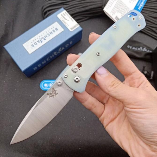 Benchmade 535/535S Bugout AXIS Folding Knife G10 handles S30V Outdoor camping safety masturbation EDC tool Pocket Knives HW469