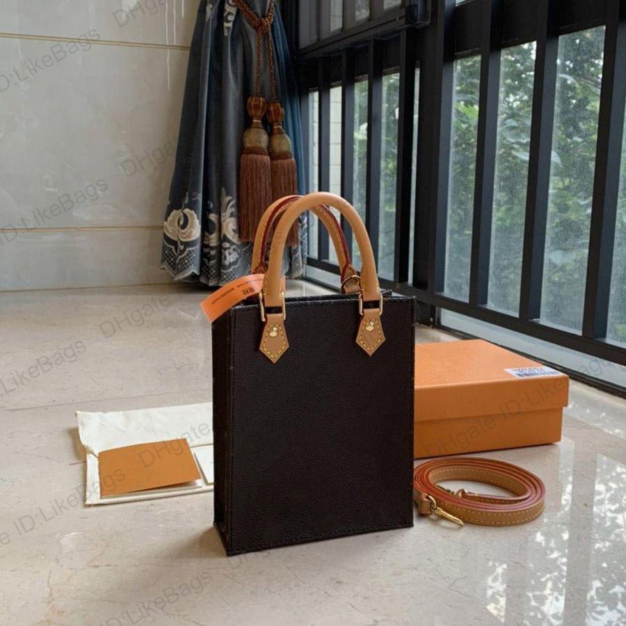 Дизайнеры Crossbody сумка PETIT SAC PLAS POCHETTES M69846 с коробкой роскоши дизайнерские женские сумки сумки подлинной кожи посыльный телефон через плечо мини-книга сумки