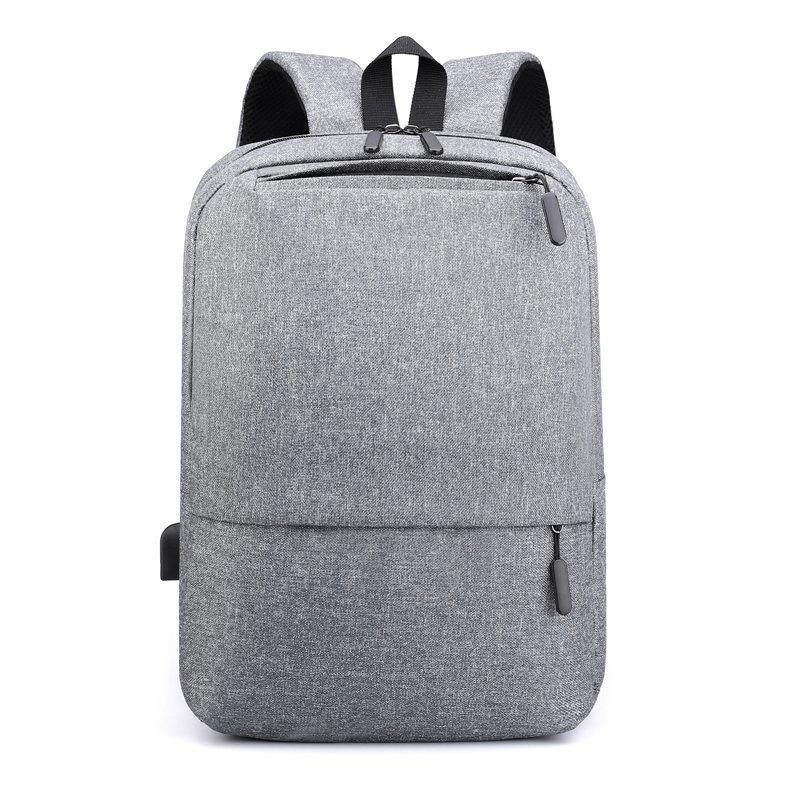 Mochila Cinza Mens Mochilas de Luxo À Prova D 'Água Nylon Multifuncional Bag para Laptop Urban Anti-Theft Bagpack 2021 Rucksack