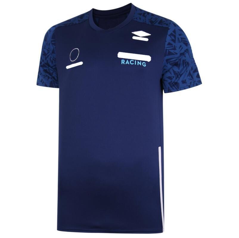 Formula 1 Yaz Takım Sürümü Yarış Takım Elbise Hayranları Özelleştirilmiş T-Shirt Erkekler Ve Kadınlar Açık Bisiklet Yarışı Takım Rahat Top