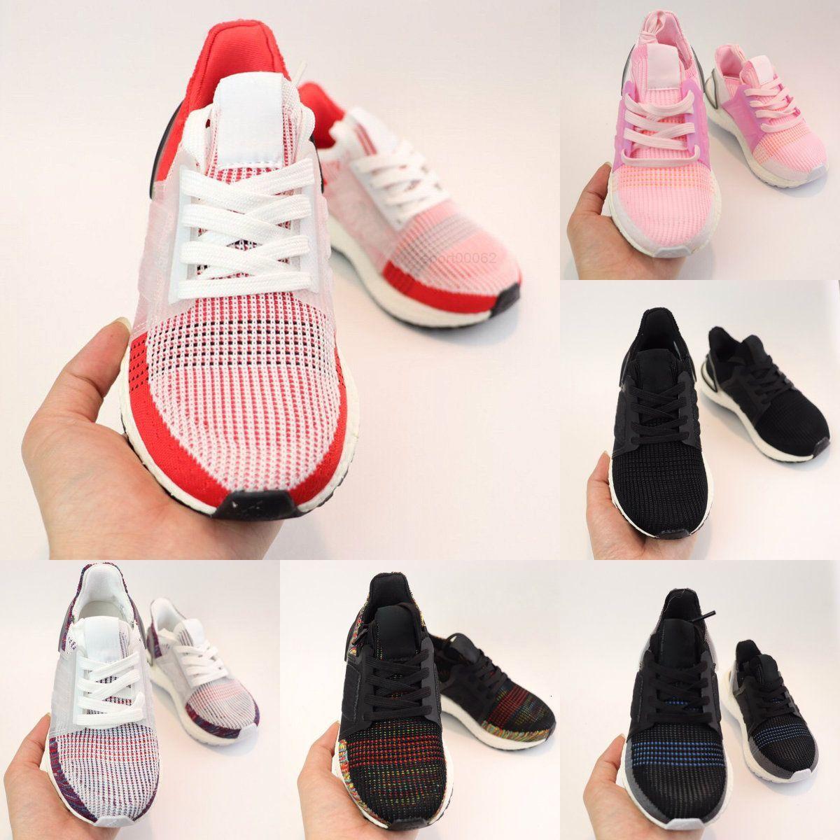 2021 Kids Ultra 5.0 Triple Chaussures Claskets Infants Boy Girls Scarpe Trenner Sport Sneakers Nero Rosso
