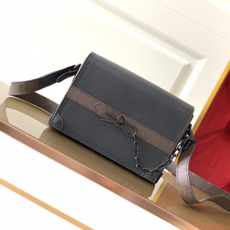 Femmes 2021 et Luxurys Taille: 23 * 15 * 9cm Designers pour femmes Sac à bandoulière à la mode confortable M30717 Etww