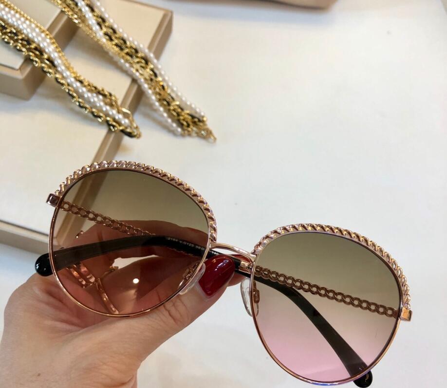 Neue Top Qualität CH2184 Augen Sonnenbrillen Männer Sonnenhermen Sonnenbrille Frauen Box Stil Gläser Soleils Sol de Gafas Schützt De Lunettes mit Fa Equo