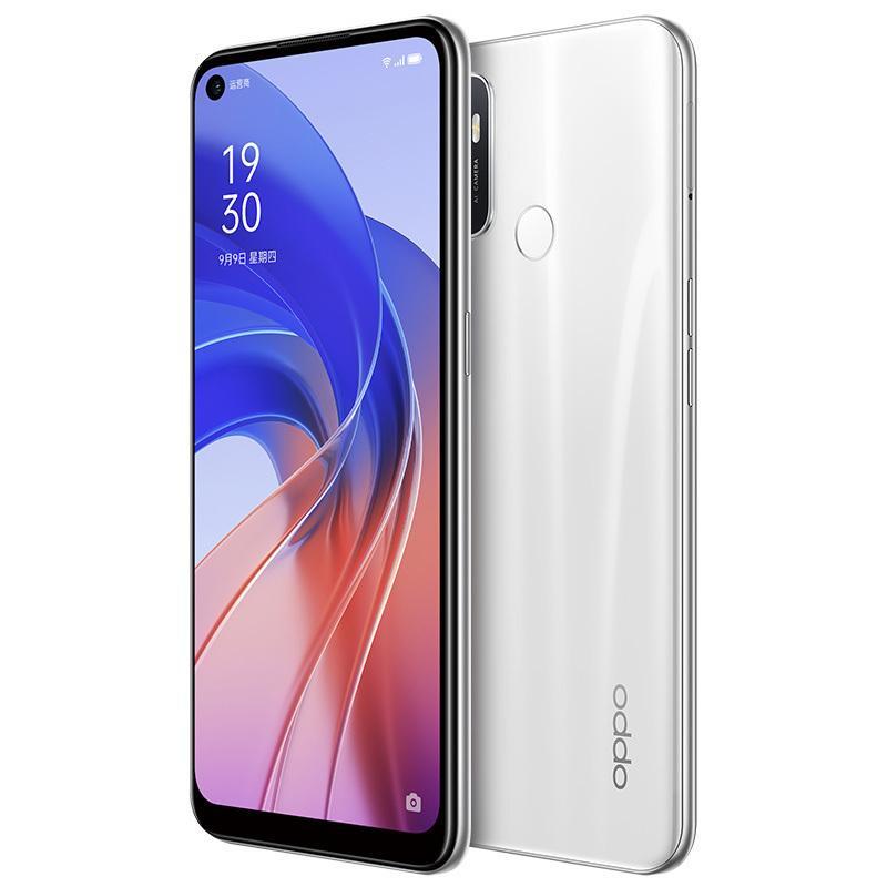 Original Oppo A11s 4G LTE Mobile Phone 8GB RAM 128GB ROM Snapdragon 460 Octa Core Android 6.5 inch LCD Full Screen 13.0MP AI OTG 5000mAh Fingerprint ID Smart Cellphone