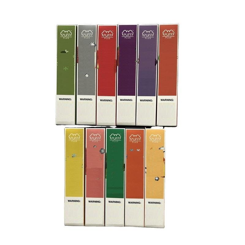 퍼프 바 플러스 88 색 일회용 vape 장치 550mAh 배터리 3.2ml 사전 채워진 vape 스틱 휴대용 증기 퍼프 xxl bang xxl 스위치 듀오 전자 담배 gunnpod