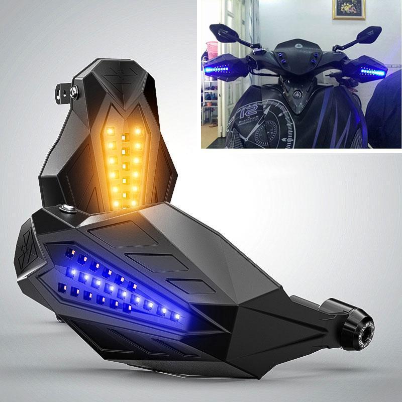 Piezas LED Motor de manual para MV AGUSA Brutale 920 Stradale 800 910R Nmax CB650R CB500X MT07 Motocross Dirt Bike
