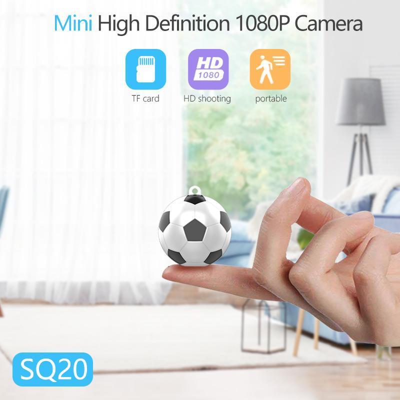 Mini telecamera Azione Kamera Zewnetrzna Micro CAMCROORDERS MICRO CONSUMATORE DEPORTIVA 4K FILMADORAS Camaras Securite fotografica Piccole fotocamere SQ20