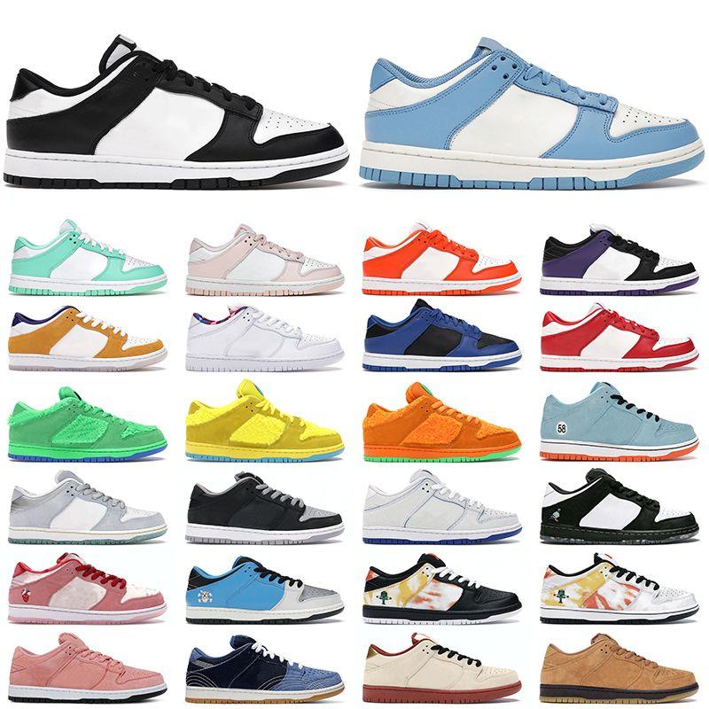 dunks running shoes men women unc white black court cpurple university red dunk skateboard mens trainers sneakers