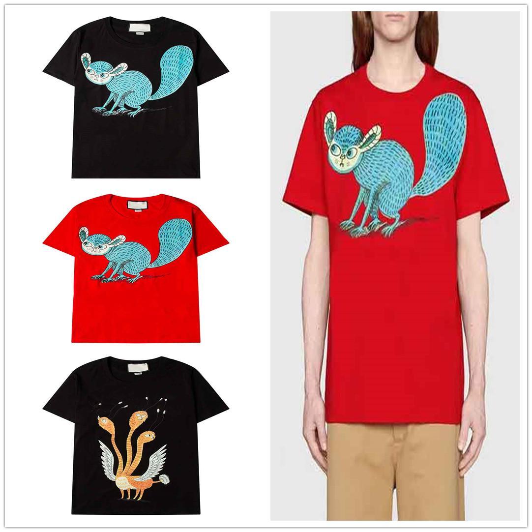 Moda uomo T-shirt da donna per estate casual da uomo magliette con lettera stampata nuovo arrivo streetwear casual tees femmina abbigliamento