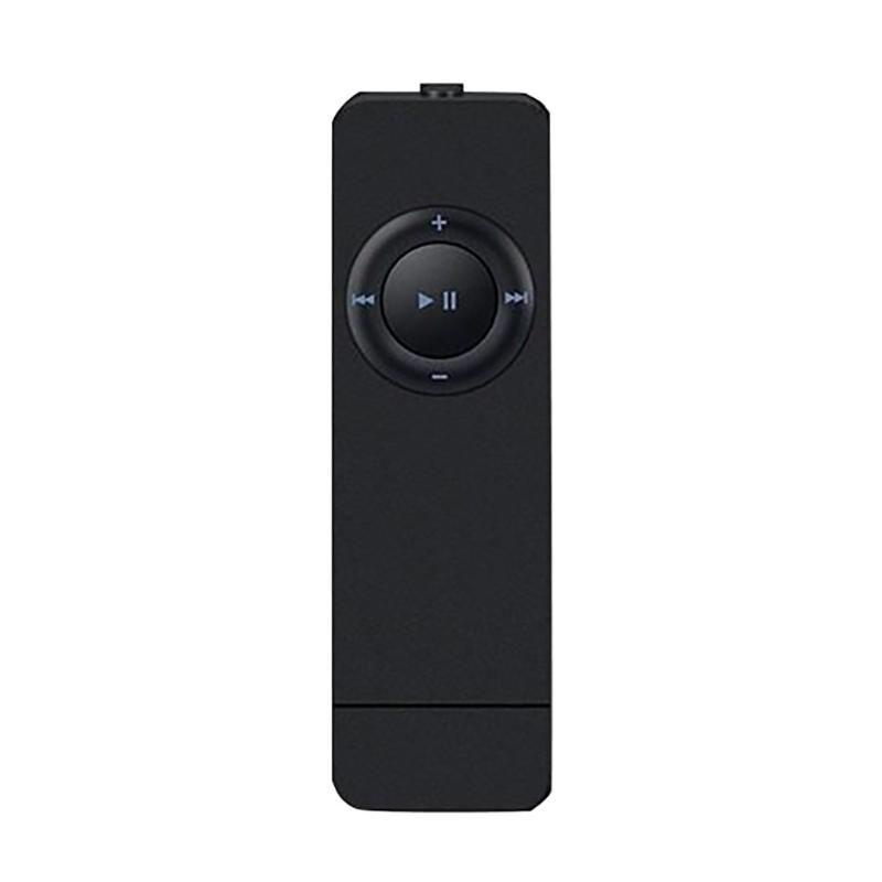 MP4 jogadores 5 cores portáteis usb mini mp3 player de música suportam Micro-O SD TF Cartão Aprendizagem Esportes Esportes Esporte Walkman em estoque