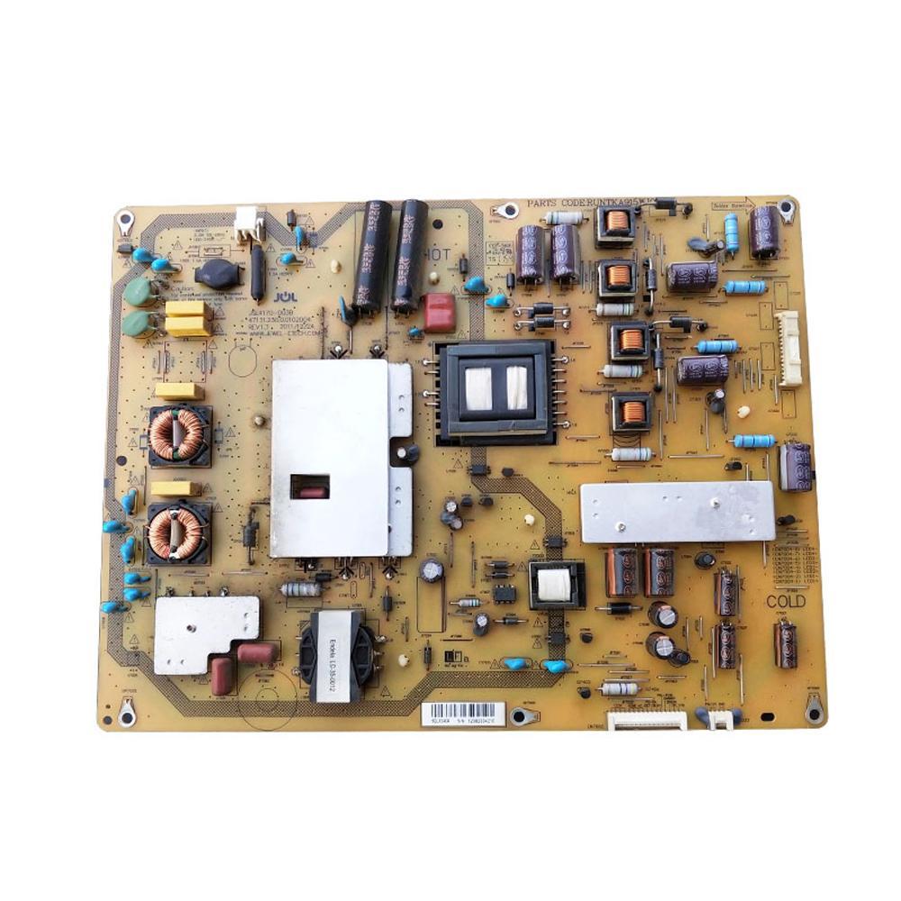 Original LED Monitor Fonte de alimentação TV Board PCB Unidade Runtka915WJQZ / WJN1 / 2 JSL4170-003B para Sharp 60LX540A