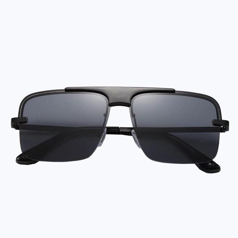 2021 Accessoires de printemps Sunglasses Casual Mesdames Beau Style Personnalité Personnalité Polyatile Tempérament Simple Atmosphère Protection UV