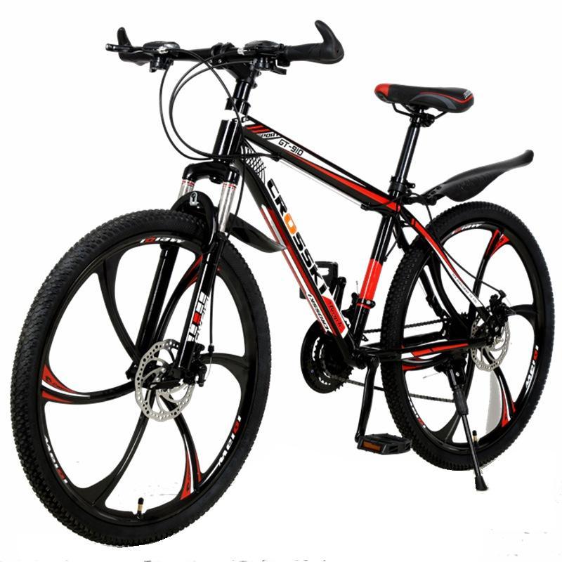 دورة جبلية 26 بوصة قرص الفرامل الطالب عبر البلاد دمج الدراجة