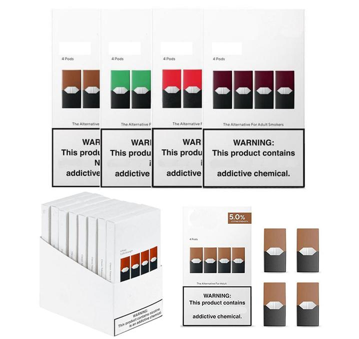 Высочайшее качество одноразовые подружки Vape Peen Pertable пустые картриджи для комплекта ECIG совместимые VS слойки PODS пустые POD Puff Plus is XXL 8 цветов с нормальным логотипом