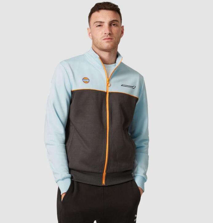 Felpa del team F1 2021 New F1 Jacket Racing Hoodie Stem Style Personalizzazione
