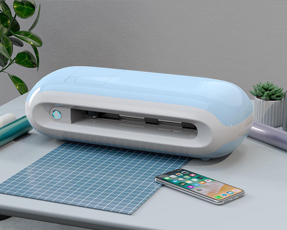 Jiutu Yeni Mini Film Kesme Makinesi Koruyucu Hidrojel iphone Samsung Huawei Tablet Ön Cam Arka Kapak Ekranı