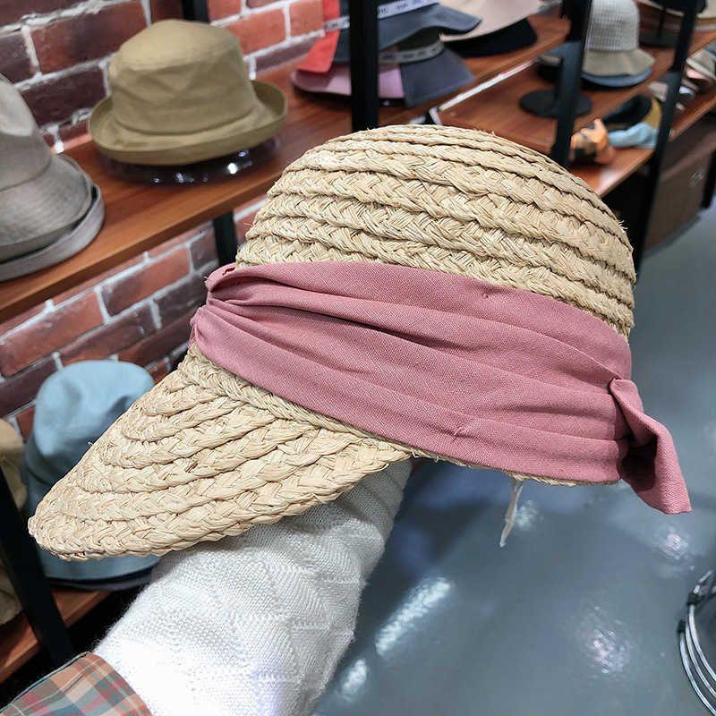 Японский сладкий лук лафитовый утка шапка корейский шик изогнутая края солнцезащитная девушка конная шляпа