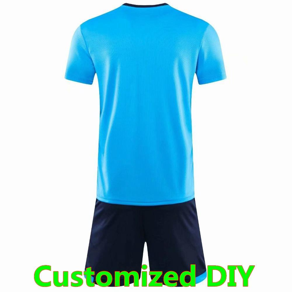 DIY Özel Tenis Jersey Okulları Takımı Özelleştirilmiş Sipariş Vermek İçin Made Sipariş Gömlek Erkekler Kitleri Üniformalar 023