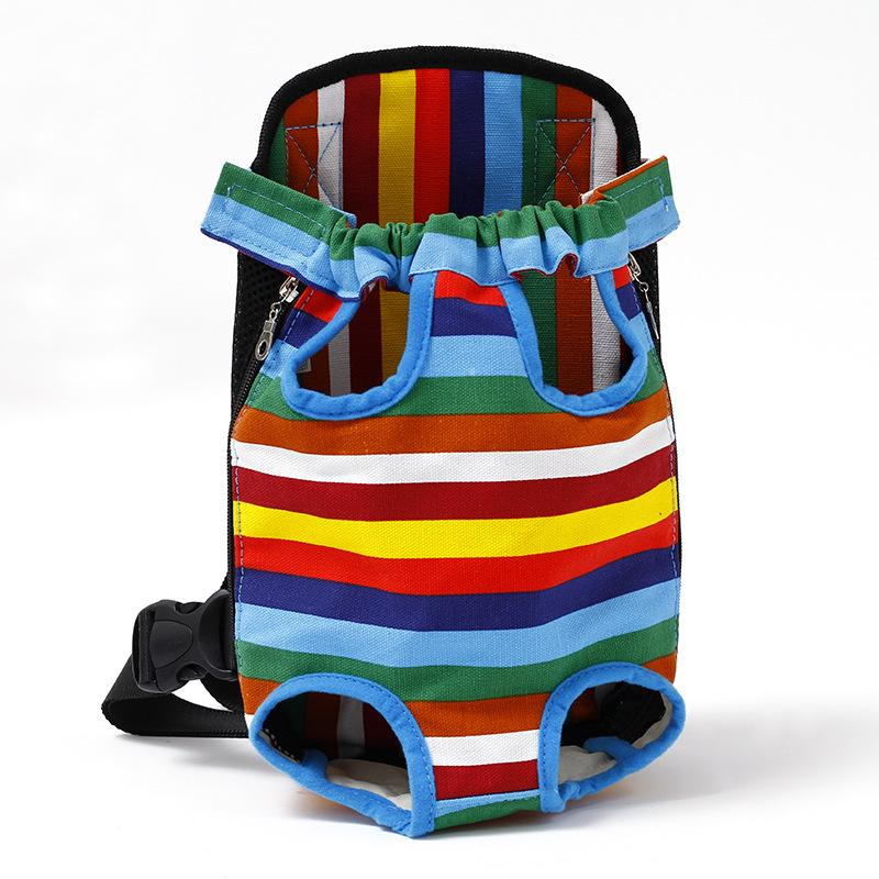 جرو كلب حقيبة الحيوانات الأليفة الحقيبة الحقيبة، تنفس شبكة الكتف حقيبة الكتف للقطط المتوسطة الصغيرة تشيهواهوا السفر في الهواء الطلق اللعب 676 R2