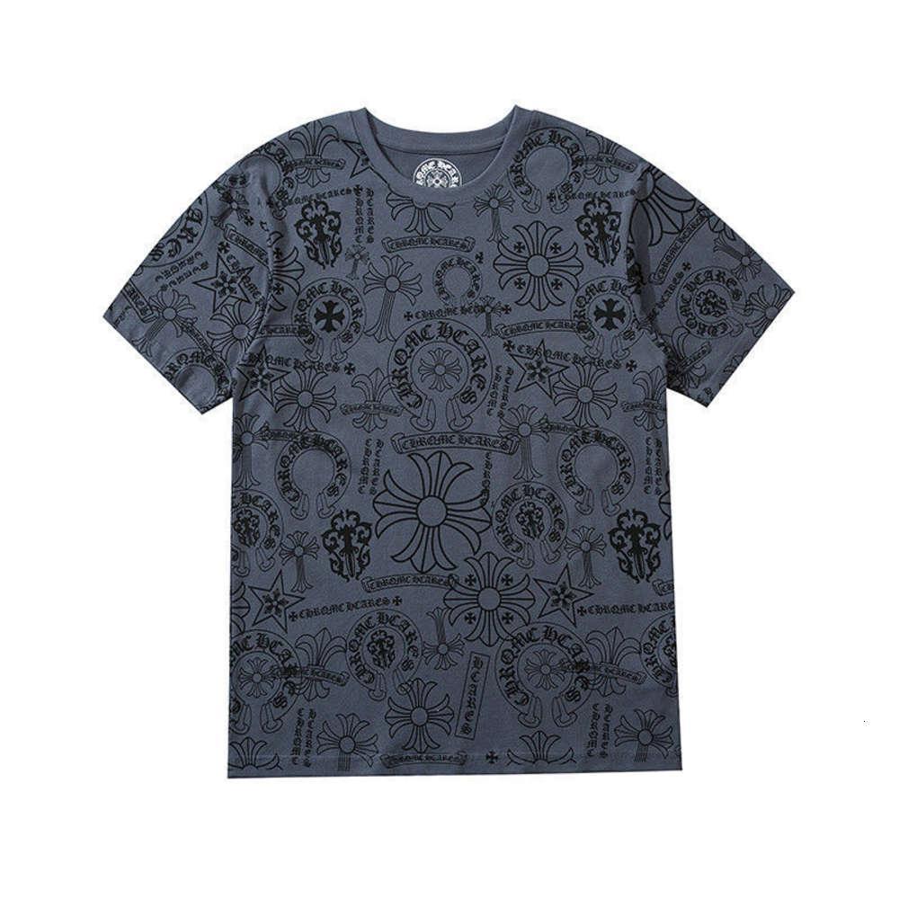 CHUNXIACHAO CROSIN SANSKRIT CRUZ CUERPO CRUZ CRUZ CAMISETA TRANSA T-SHIRT Camiseta de los hombres