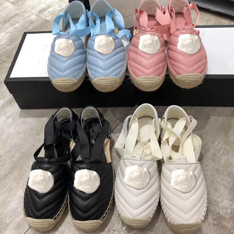 Fisherman Sandálias Mulheres 100% Plataforma de Couro Baotou Mulher Sapatos de Moda Fivela De Metal Fivela Sexy Lady Lace Up Shoes Casual tamanho grande 35-40-41 US4-US10