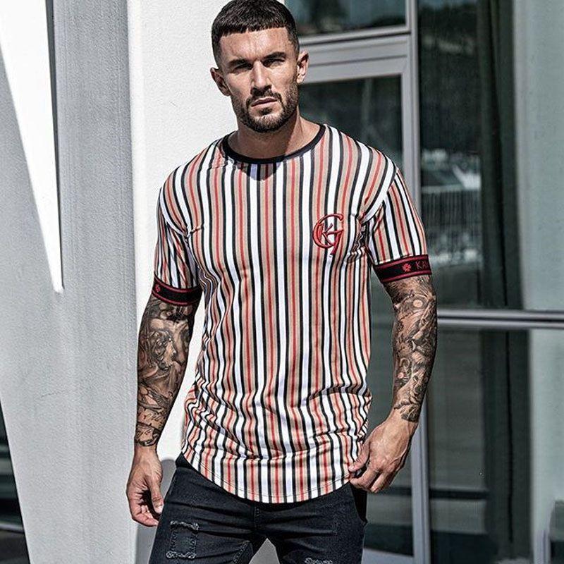 T-shirt dos homens casuais t-shirt homem de verão tshirt fashion tops streetwear masculino tees quadril vestuário meninos camiseta por atacado