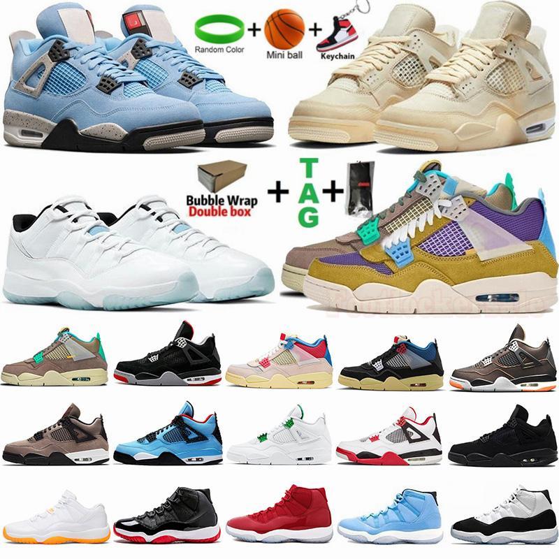 ولدت الأبيض صبار جاك كول رمادي 4  4S أحذية الراستا ما وكرة السلة 11 11S كونكورد 45 غاما الأزرق بانتون رجل احذية رياضية