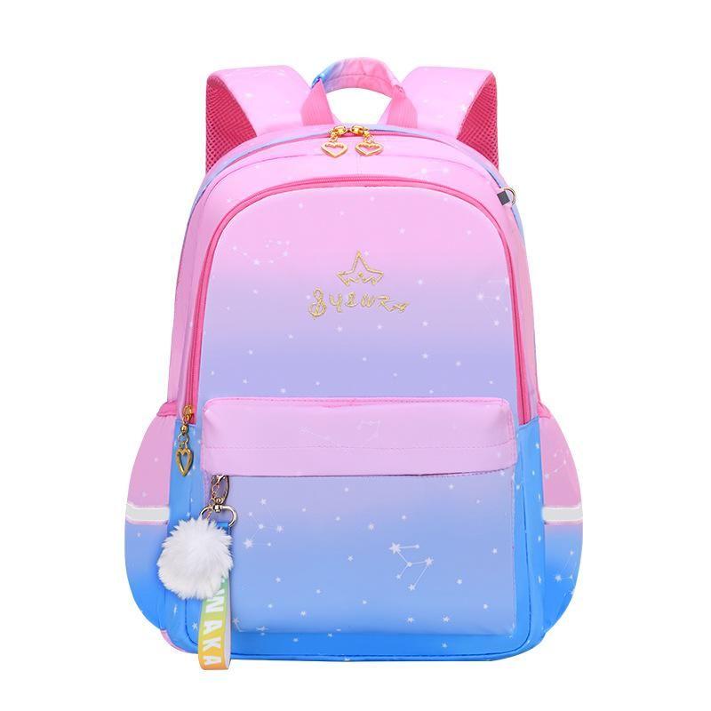 Niños Bolsos Escolares Chicas Niños Satchel Mochila Ortopédica Princesa Princesa Schoolbag Mochila Infantil