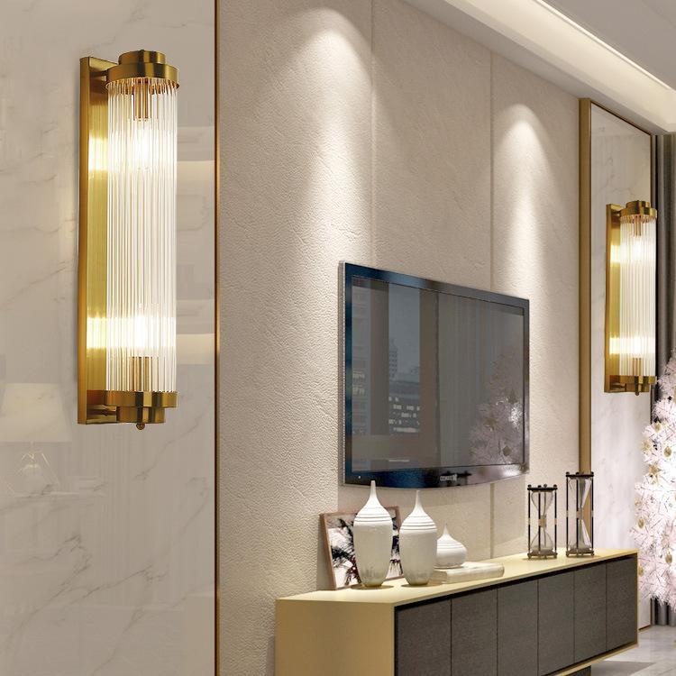 Lámpara de pared Loft Nicho de Parede Iron Bedida de cama Aisle Sala de estar Espelho Monkey