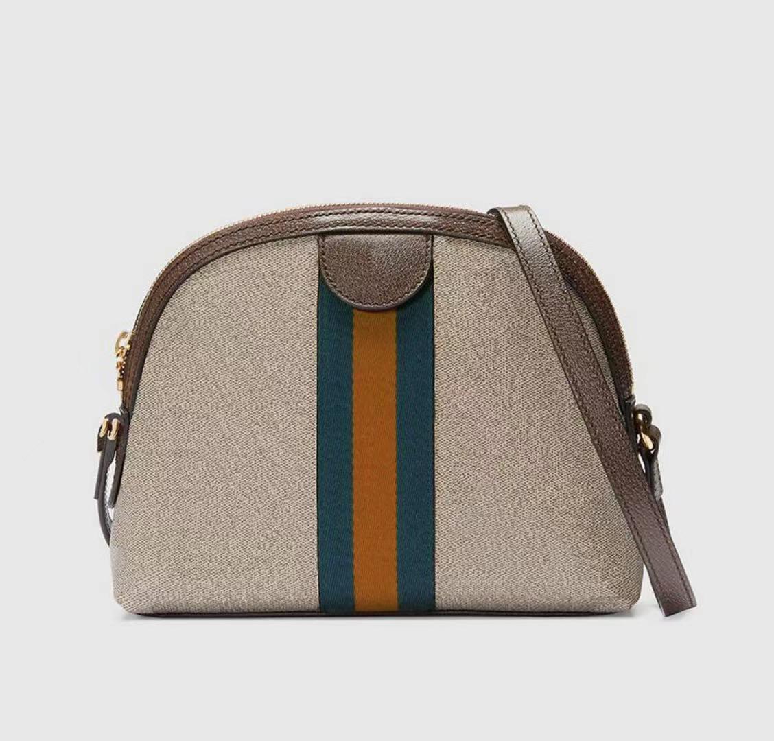 hot! mode marke dame handtasche geldbörsen hochwertige crossbody taschen buchstitching gestreifte umhängetasche shell tasche frei einkaufen