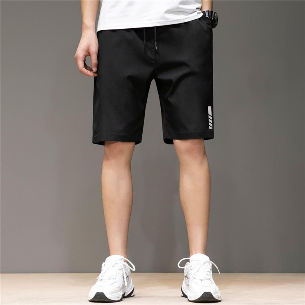 Capris dos homens de esportes Capris executando fitness basketball verão tamanho solto calças de futebol