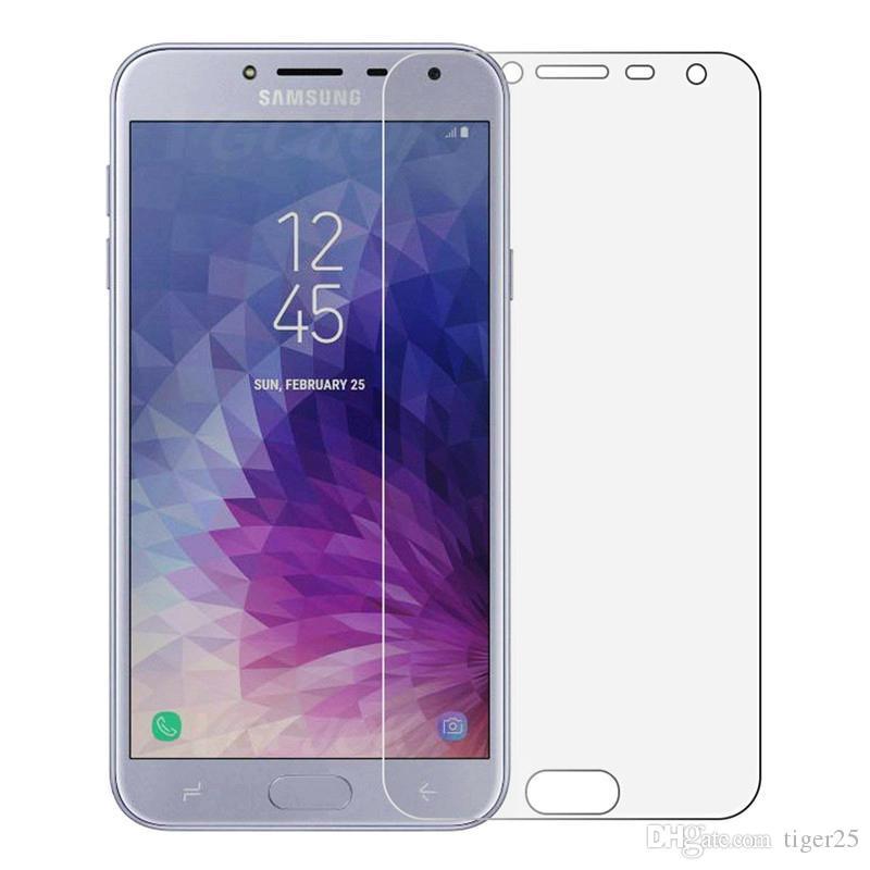 9d vidro protetor no para Samsung Galaxy A3 A5 A5 J3 J5 J7 2017 2016 S7 Segurança Protetor de Tela Temperada Caixa de Filme